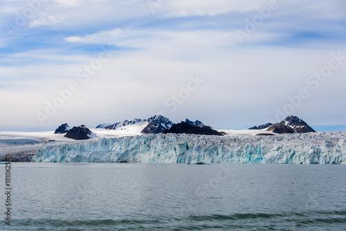 Foto op Plexiglas Arctica Arctic landscape