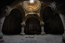 GEGHARD MONASTERY, ARMENIA - A...