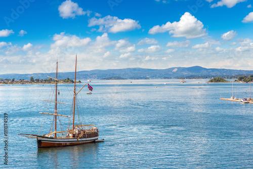 Photo  Oslo Harbor, Norway