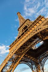 Fototapeta Architektura Eiffel tower in Paris