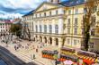 Lviv - historic center of Ukraine