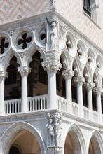 St. Mark's Square In Venice, T...