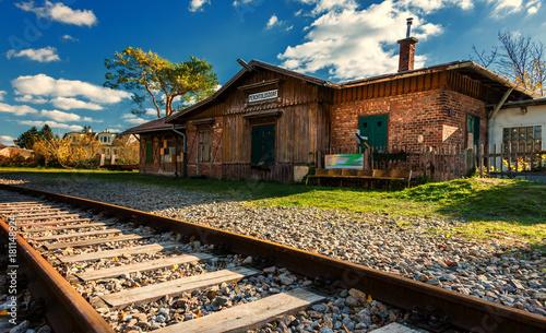Historischer Bahnhof Perchtoldsdorf