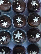 Noël Muffins