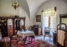 Interior Of Typical Slovakian ...