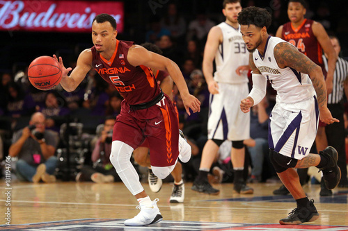 165ac47eb75 By Brad Penner   USA TODAY Sports. NCAA Basketball  2K Classic-Washington  vs Virginia Tech