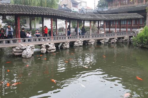 Obraz na dibondzie (fotoboard) Shanghai Yu Garden