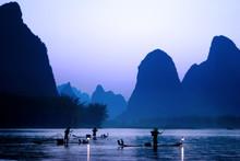 Cormorant Fishing, Guilin, China
