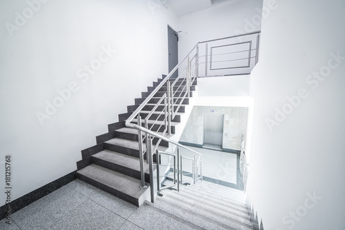 Fotomural staircase