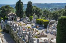 Cemetery Of Saint-Paul-de-Vence