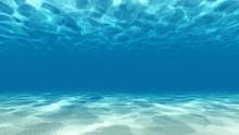 Tranquil Underwater Scene 3D R...