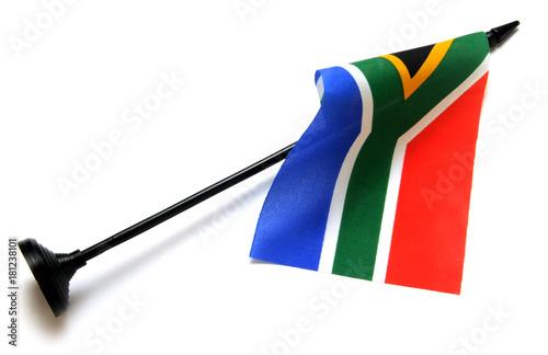 Foto op Plexiglas Zuid Afrika Vlag van Suid-Afrika Flag of South Africa Folaga ya Afrika Borwa iFulegi laseNingizimu Afrika 南非國旗 Bandiera del Sudafrica Drapeau de l'Afrique du Sud