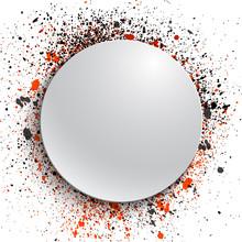 Blot 10c Rad White