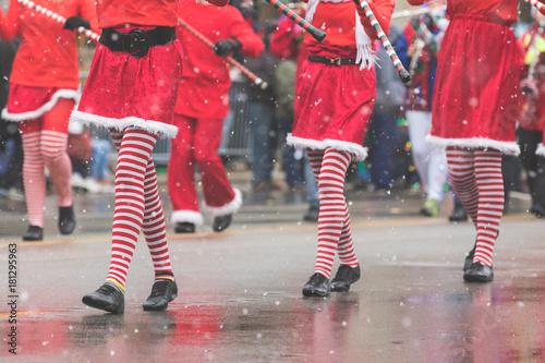 Photo Christmas parade