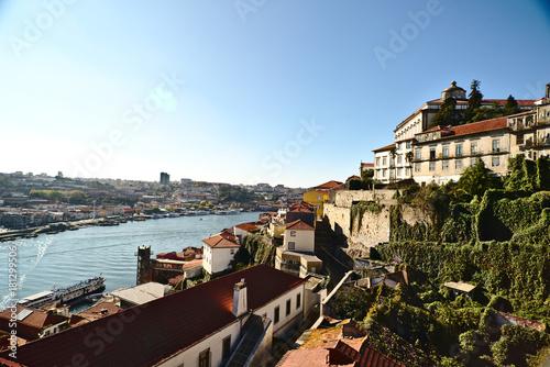 Ribeira Porto, Portugal. Oporto Wallpaper Mural