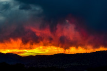 Ft. Davis Sunset