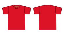 Tshirts Illustration ( Red)