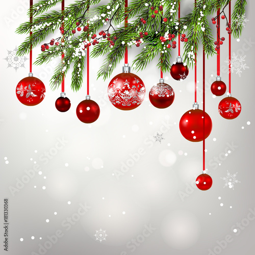 Fotobehang - Background tree decor-03
