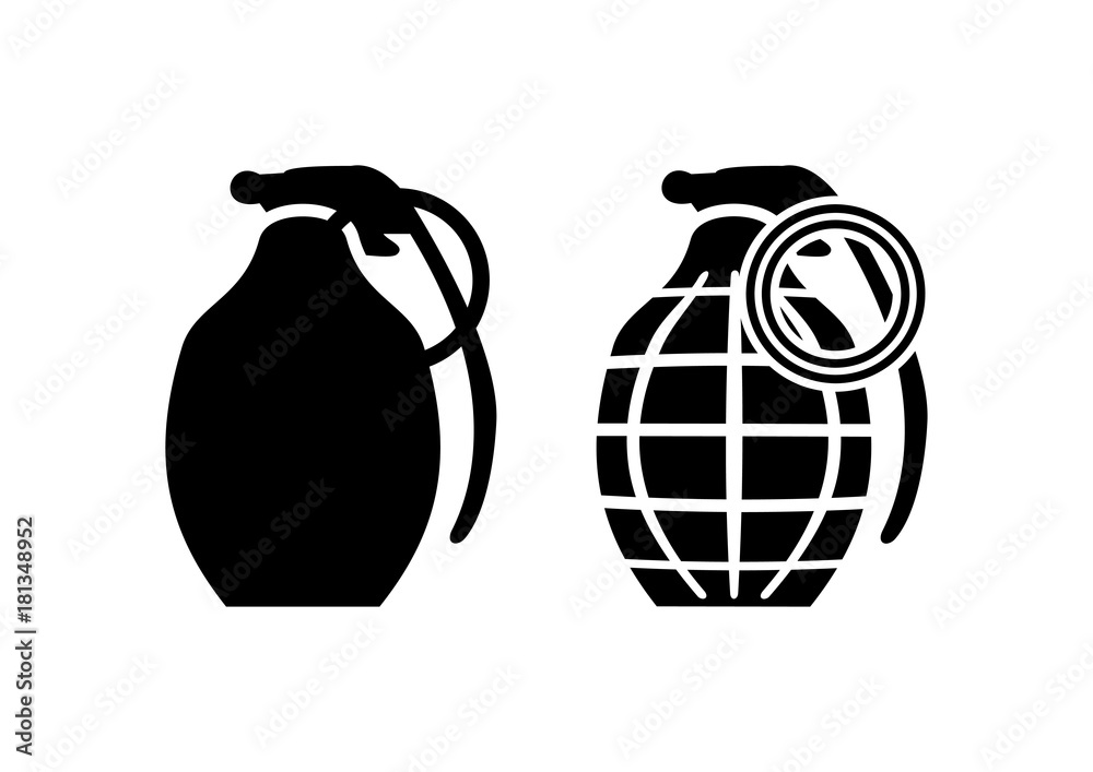 Grenades black and white pictures #5