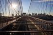 Brooklyn Bridge view, New York, USA