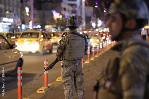 Baghdad\Mansoor military Slika na platnu