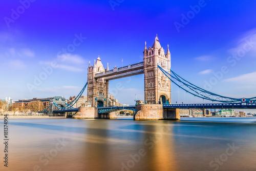 Poster Londres Tower Bridge of London