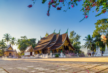 Wat Xieng Thong (Golden City T...