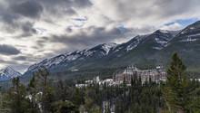 Banff Surprise Corner View