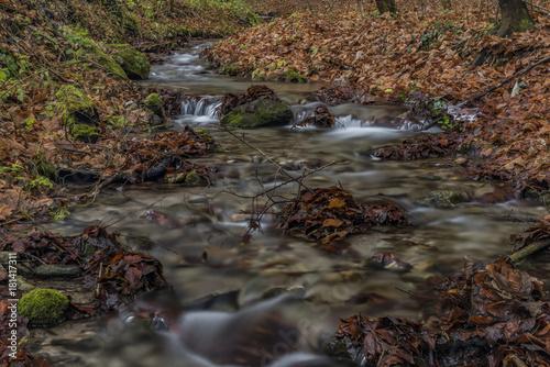 Photo  Bansky creek near Spania Dolina village