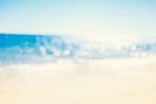 Summer  Tropical Beach Bokeh B...