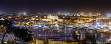 Nightlife In The Bay Of Palma,...
