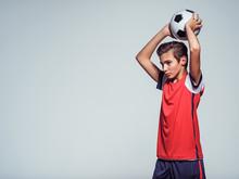 Photo Of Teen Boy In Sportswea...