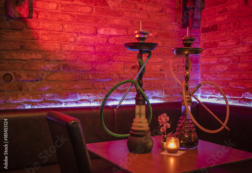 Photo  Urban Shisha Hookah Wasserpfeifen Lounge Bar