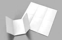 Half Fold Then Tri Fold Brochu...