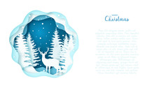 Greeting Card With A Scandinav...