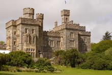Lews Castle Stornoway, Äußer...