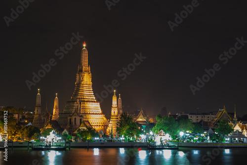 Foto  暁の寺・バンコク:ワットアルン・Wat Arun