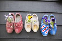 Dutch Wood Shoes Netherland