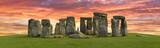 Fototapeta Kamienie - Stonehenge