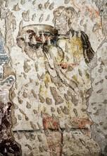 Fresque Martelée à Jujurieux, Ain, France