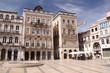 Portugal, Coimbra, place de Maio