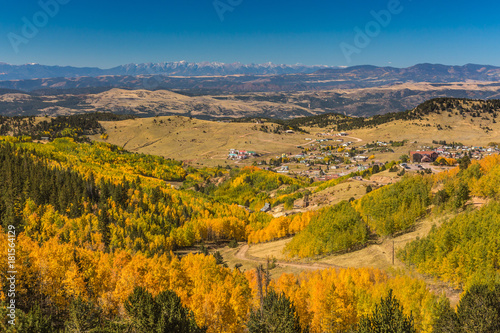 Photo  Cripple Creek Autumn