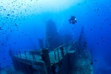 Malta Wreck Diving