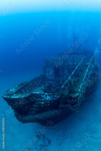 Photo Stands Shipwreck Malta wreck diving