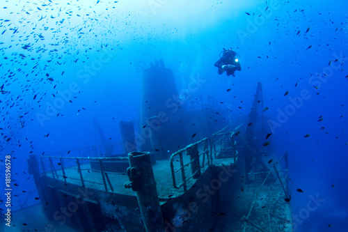 Fotografía Malta wreck diving