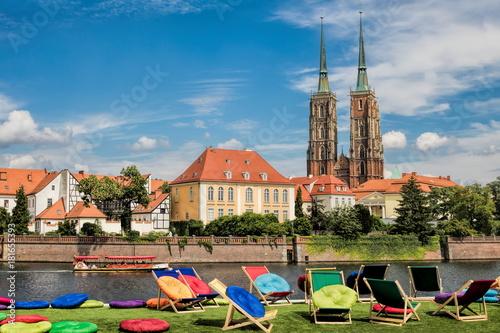 Zdjęcie XXL Wrocław, Stadtidylle