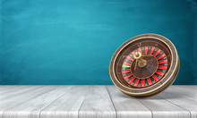 3d Rendering Of A Casino Roule...