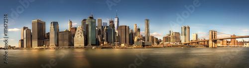 Poster Australie New Yorker Skyline