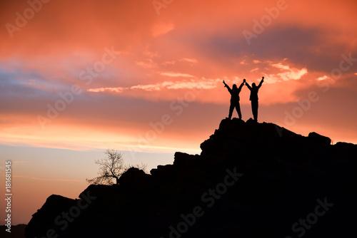 Fotografía  successful, dedicated and harmonious people