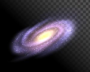 Vector galaxy